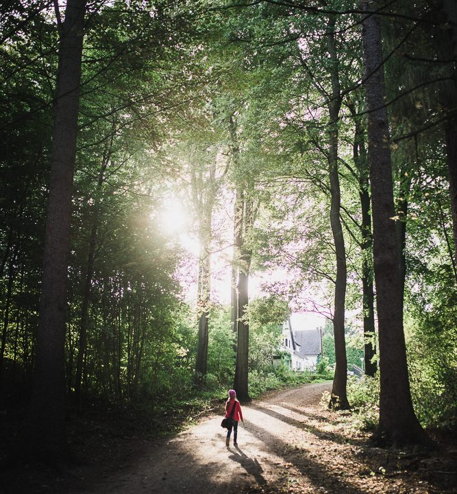 Family Time im Schwerter Wald